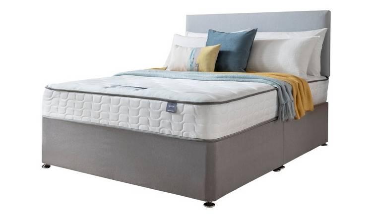Buy Silentnight Middleton 800 Pkt Comfort 0drw Grey King