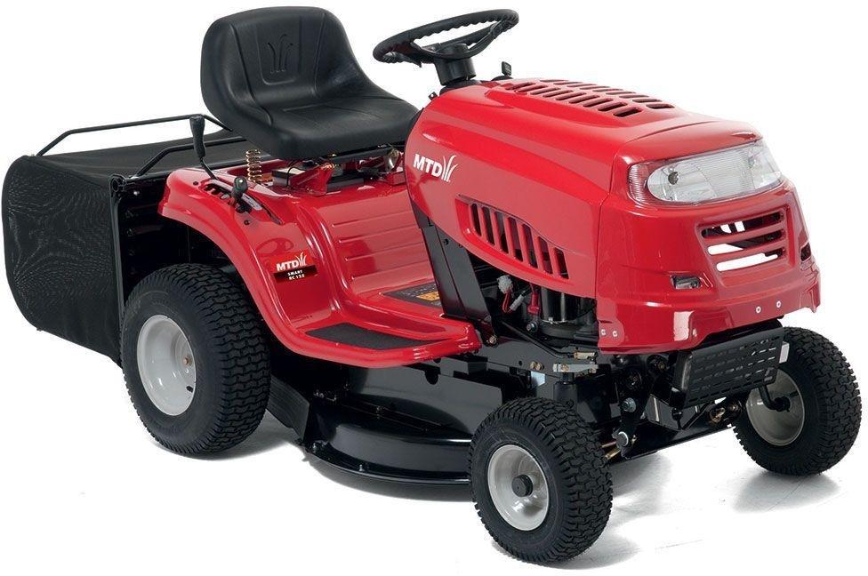 MTD DC RC125 Tractor Mower.