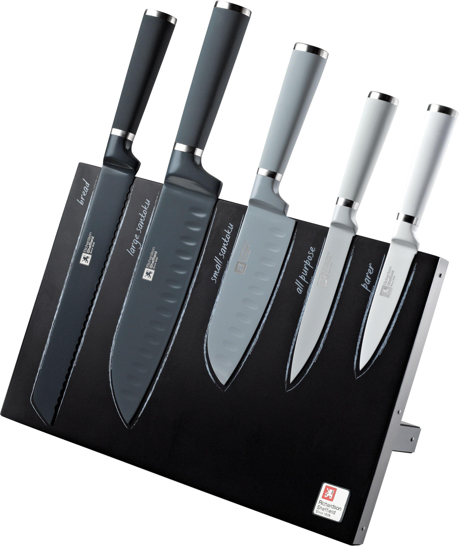 Richardson sheffield kyu piece knife block