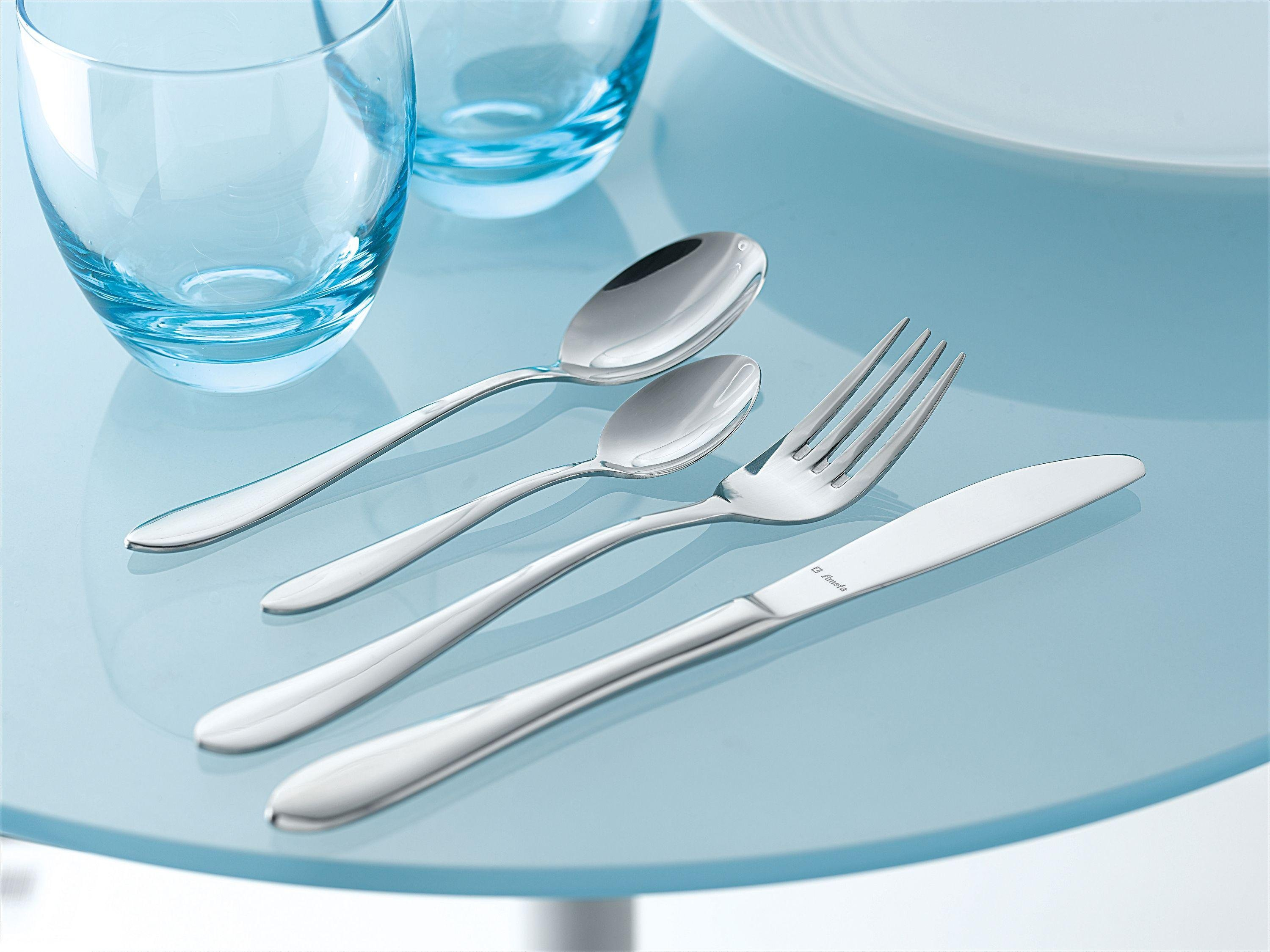 Image of Amefa Modern Sure 16 Piece Cutlery Set.