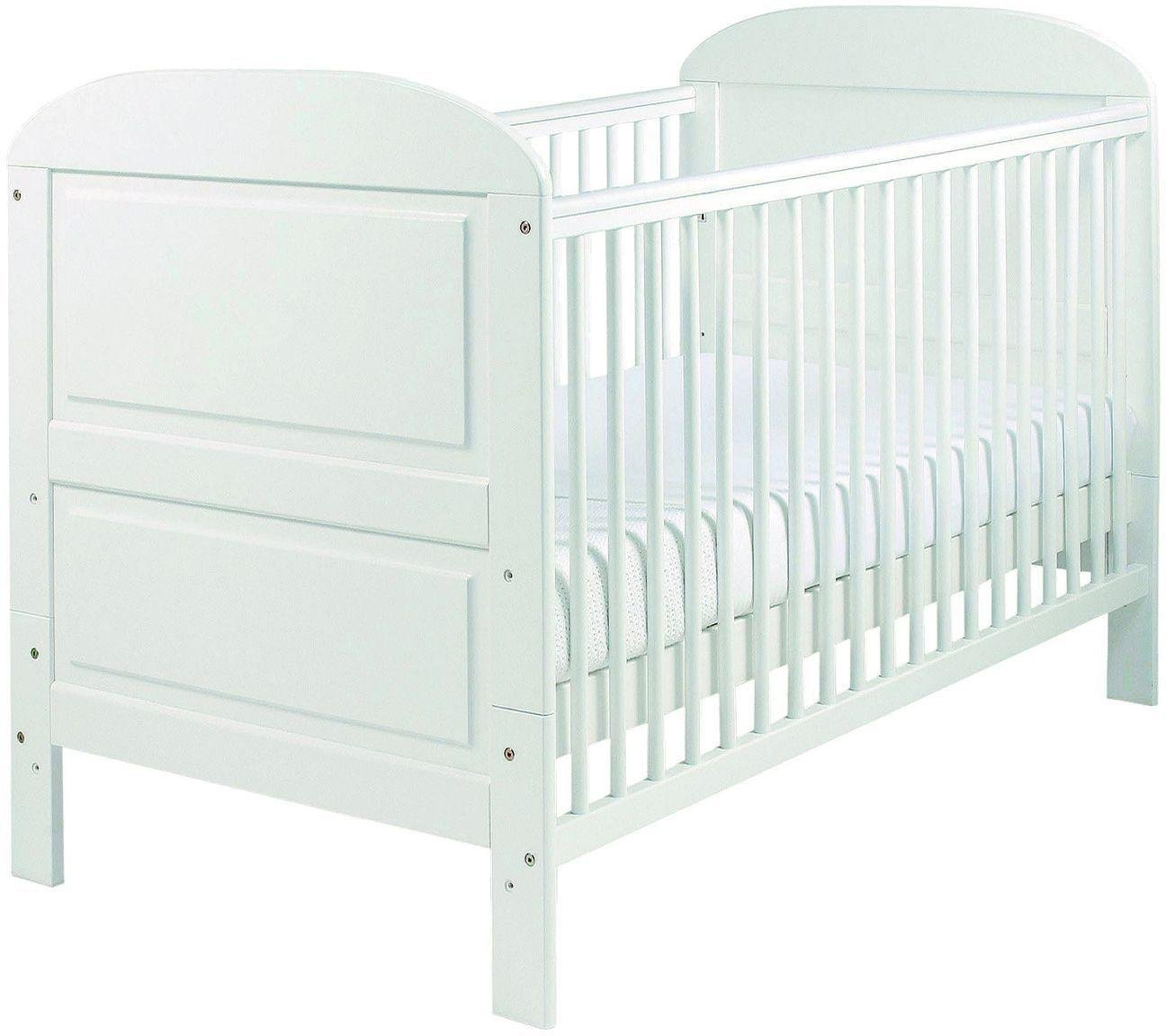 Image of East Coast - Nursery Angelina - Cot Bed - White