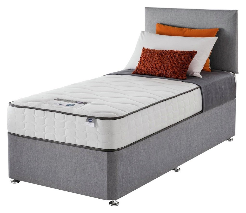 Silentnight - Harding Pocket Comfort Single - Divan Bed