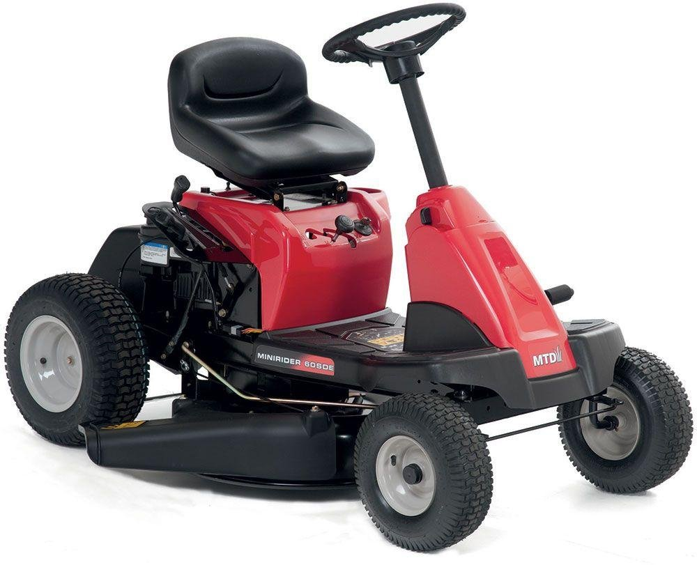 MTD - 60SDE Ride on - Lawnmower