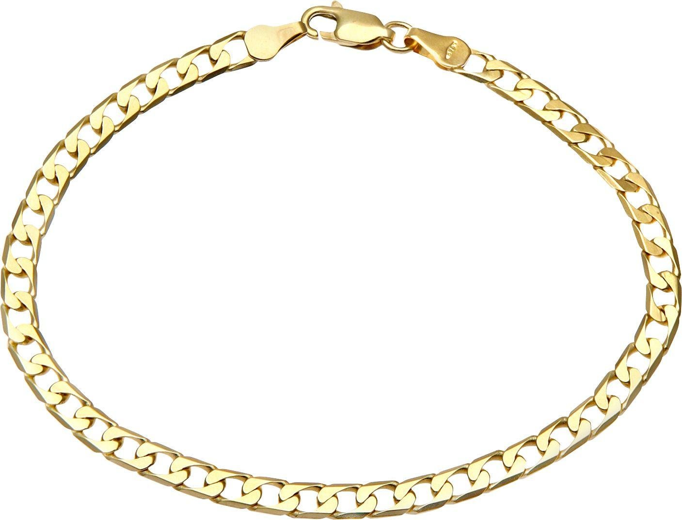Image of 9 Carat Gold - 20 inch Curb Chain.