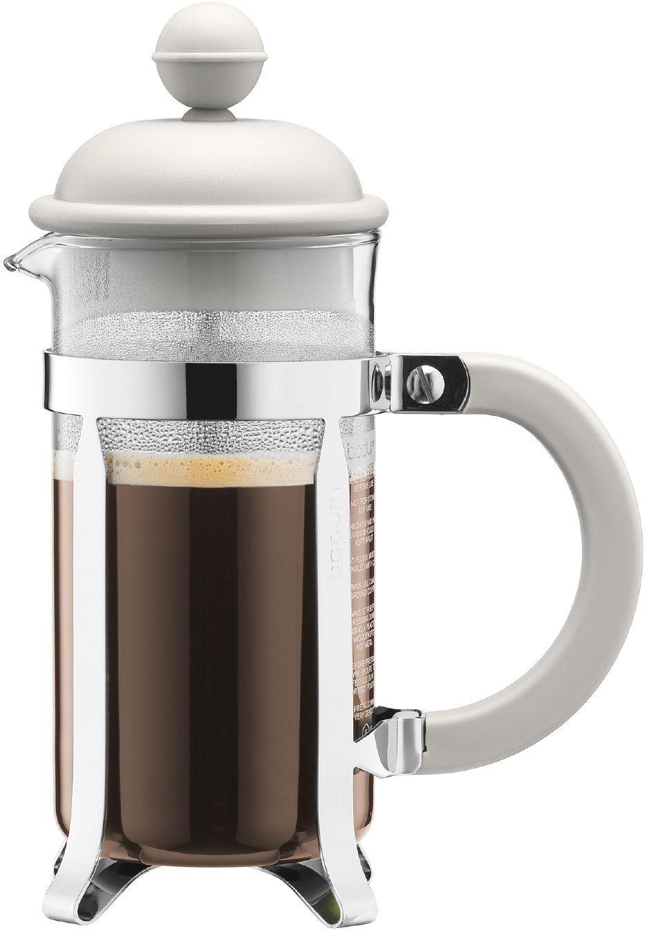 bodum caffettiera coffee maker 3 cup review. Black Bedroom Furniture Sets. Home Design Ideas