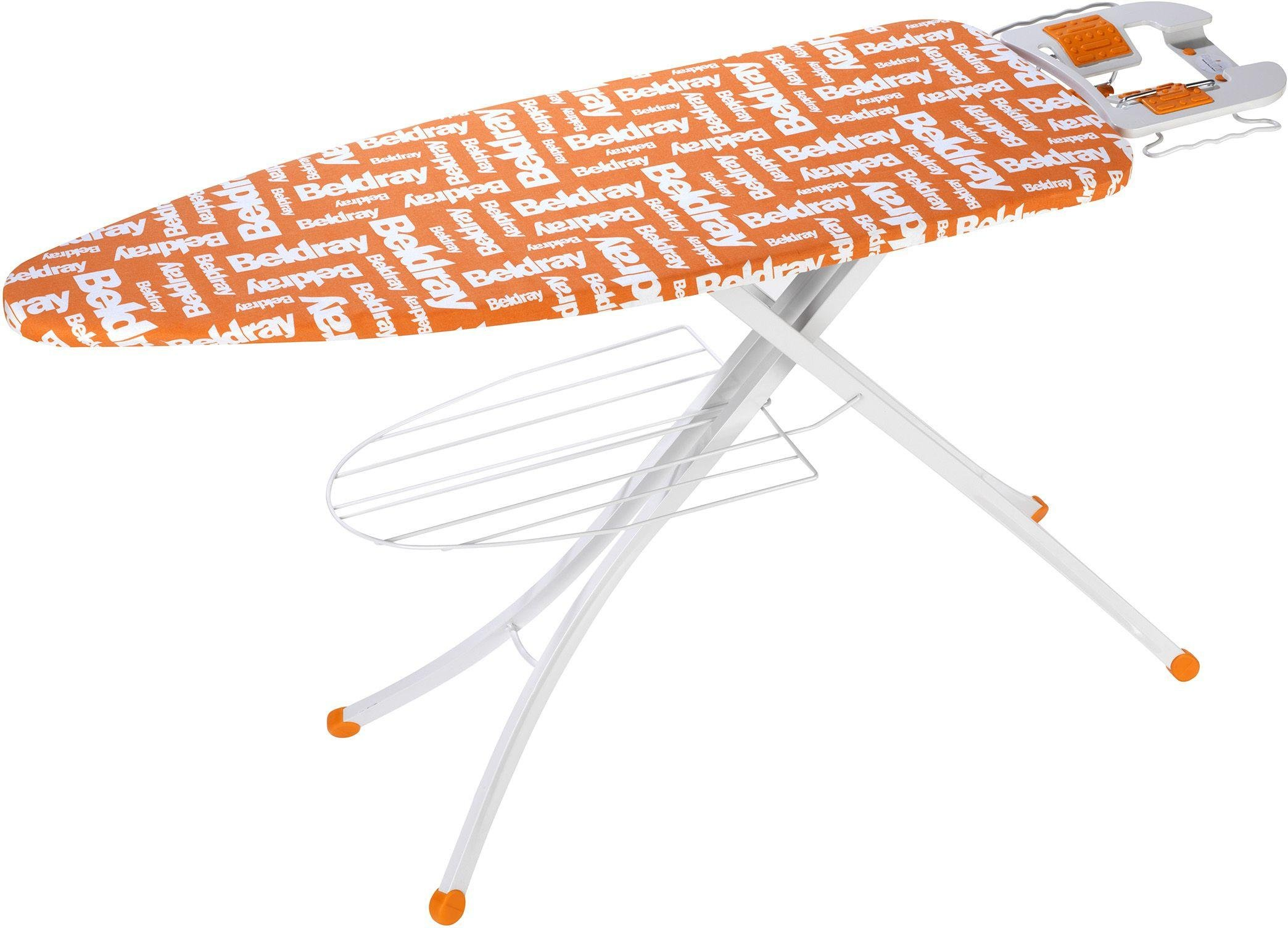 Image of Beldray 122 x 38cm Ironing Board & Linen Shelf