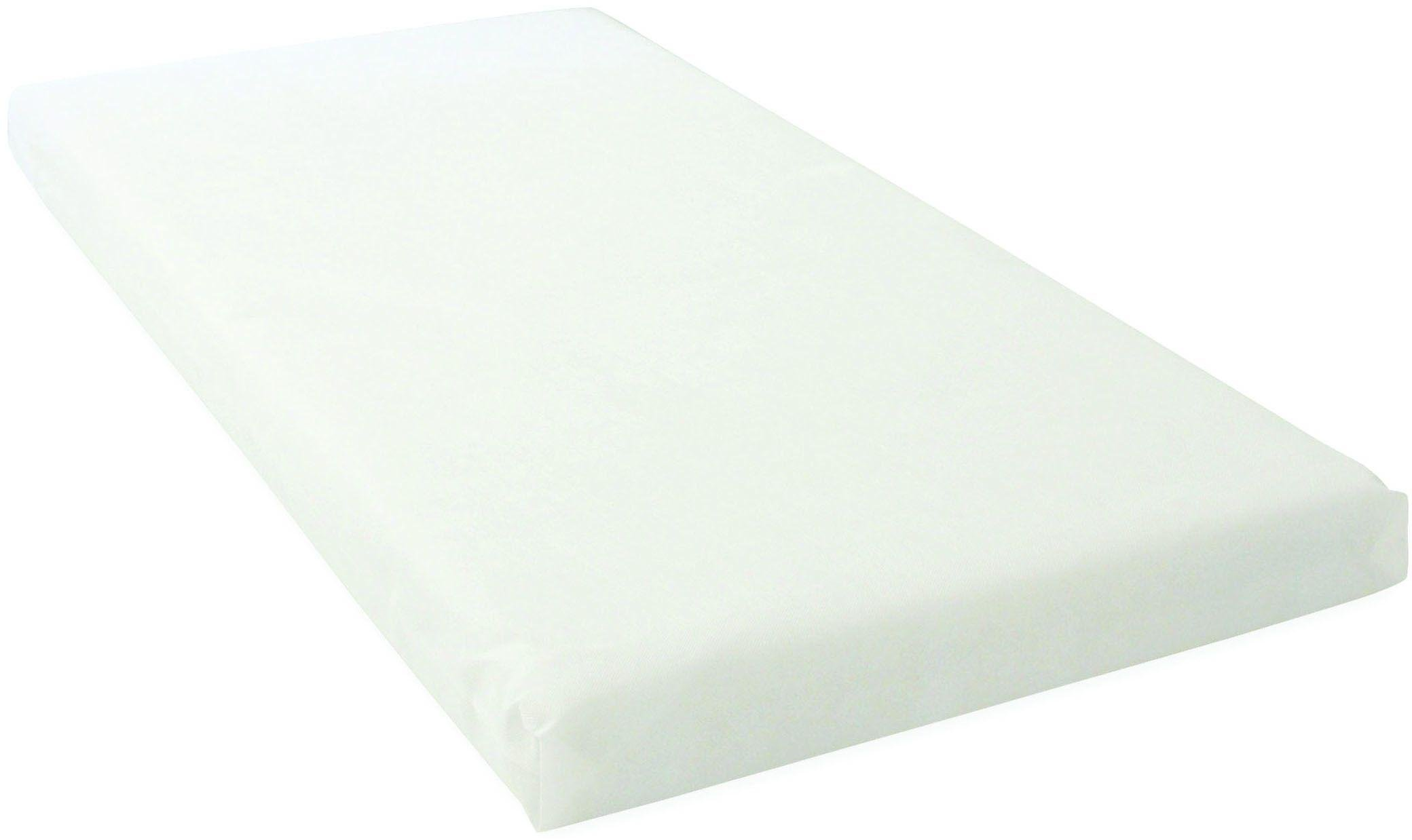 east coast  nursery ultra fibre  cot  bed  mattress