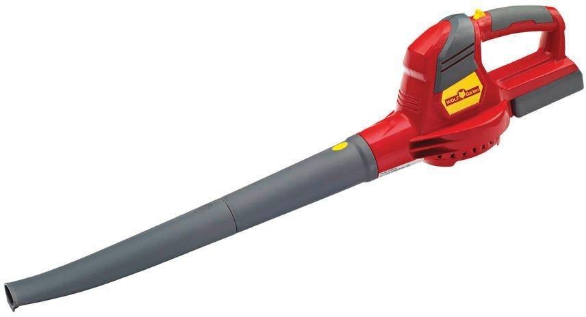 Wolf-Garten BA700 Cordless Leaf Blower. lowest price