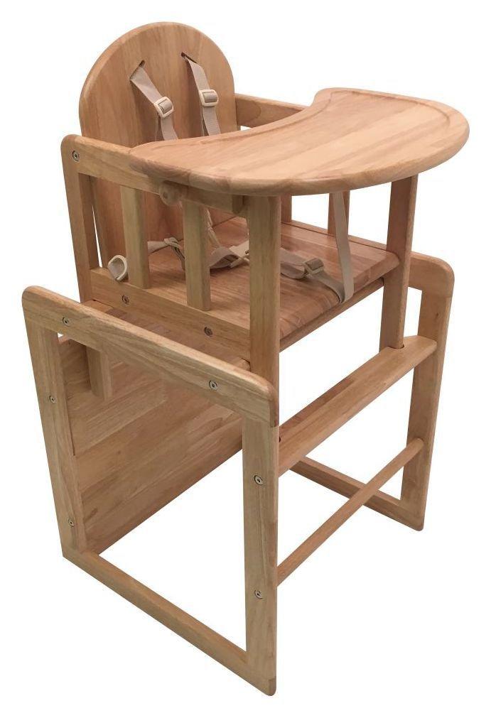 East Coast Nursery Combination Highchair - Natural