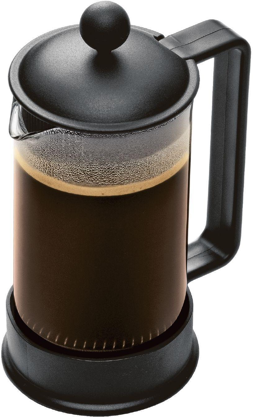 Image of Bodum - Brazil Coffee Maker 3 Cup - Black