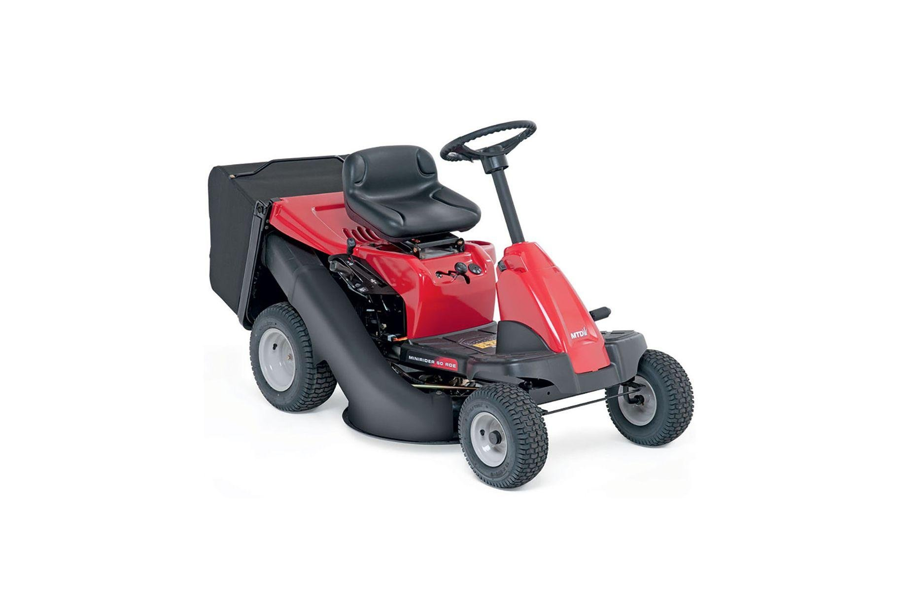 MTD 60RDE Ride on Lawnmower.