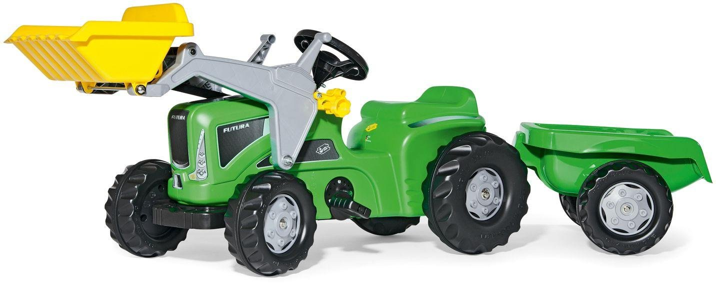 Sale On Rolly Kiddy Futura Tractor Trailer And Front
