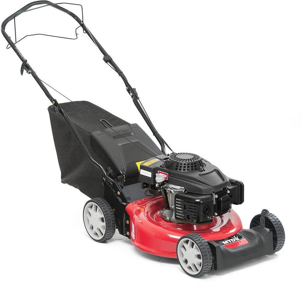 MTD S53SPO Petrol Cordless Lawnmower. lowest price