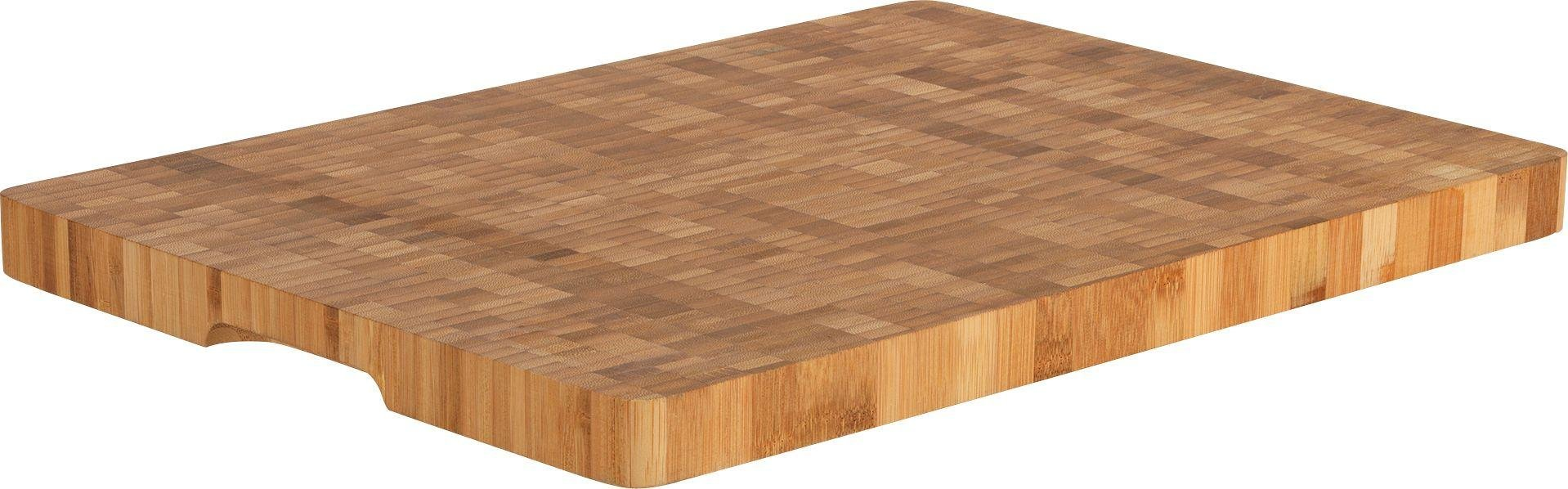 Collection - Salisbury Large Solid Wood Butchers Block