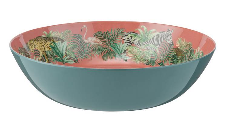 Argos Home Wilderness Picnic Salad Bowl