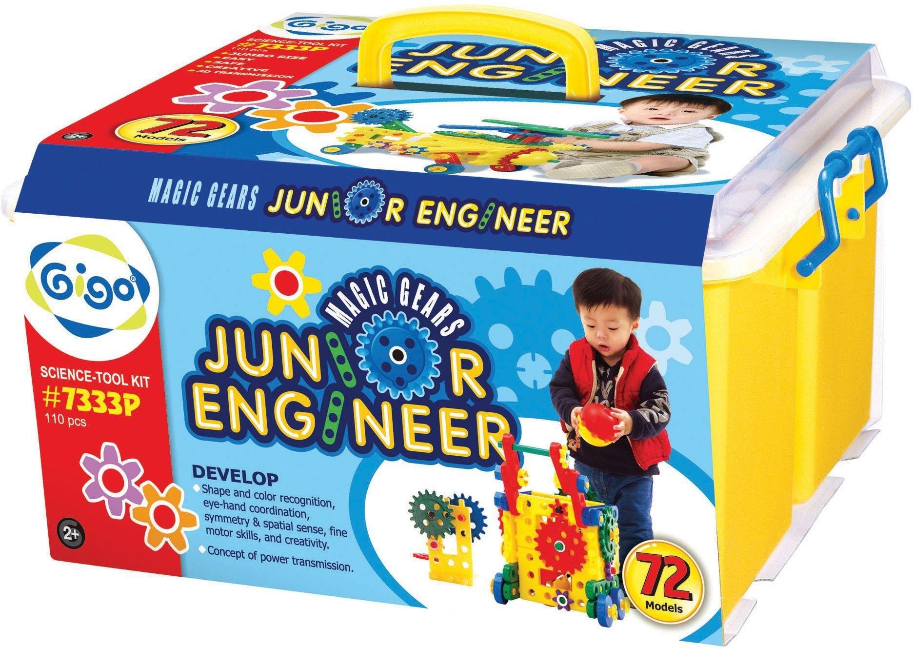 Image of Junior Engineer Magic Gears.