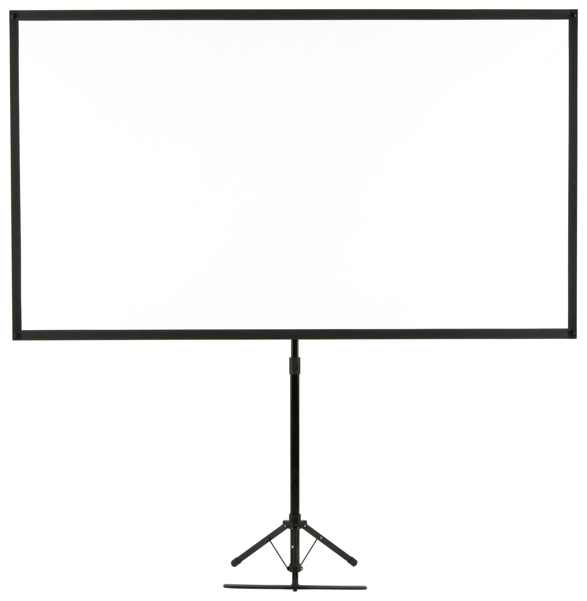 epson 80inch portable projector screen elpsc21