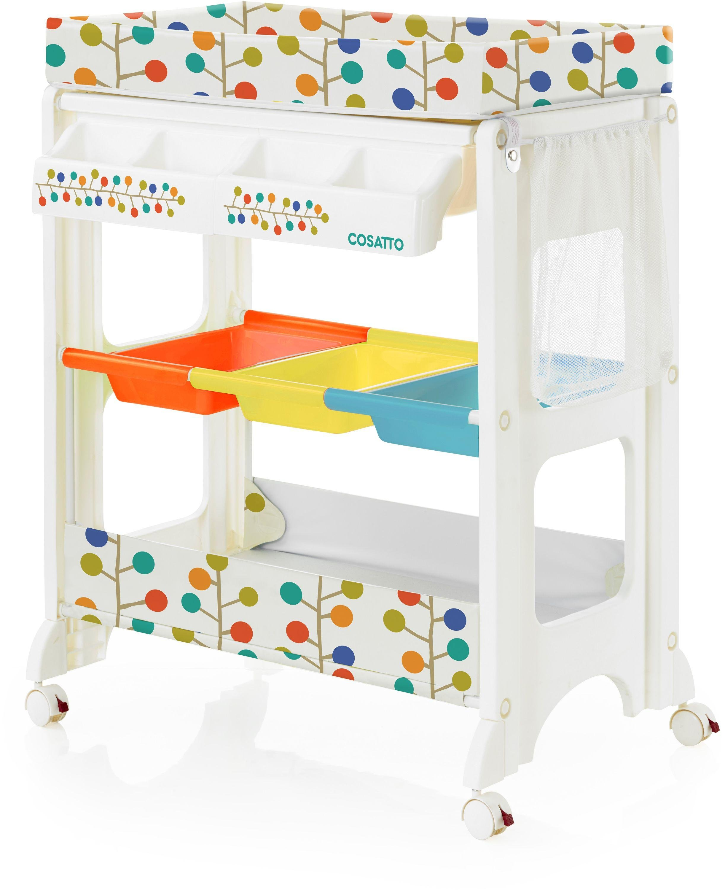 Cosatto Easi Peasi Changer and Bath - Fable