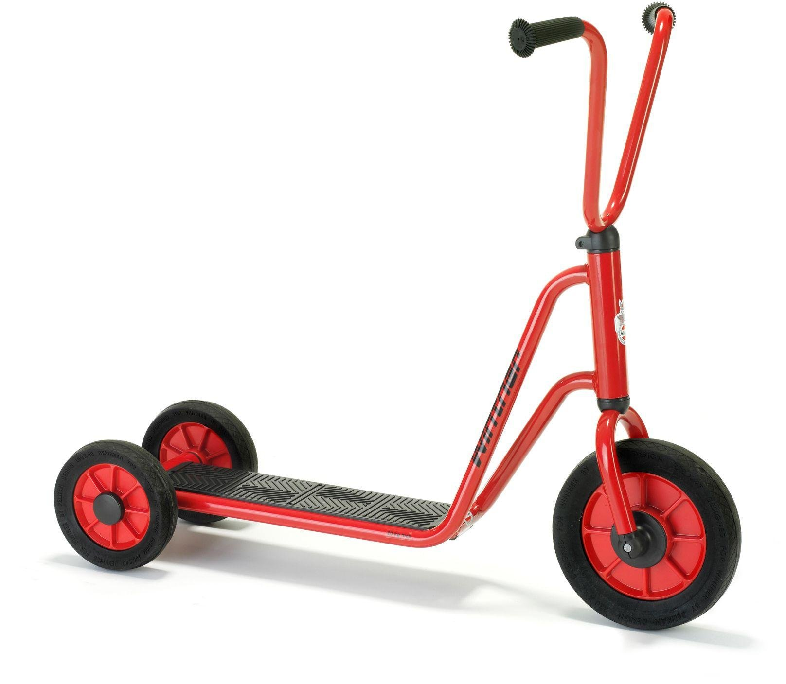 Winther Mini Viking Twin Wheel Scooter - Red.