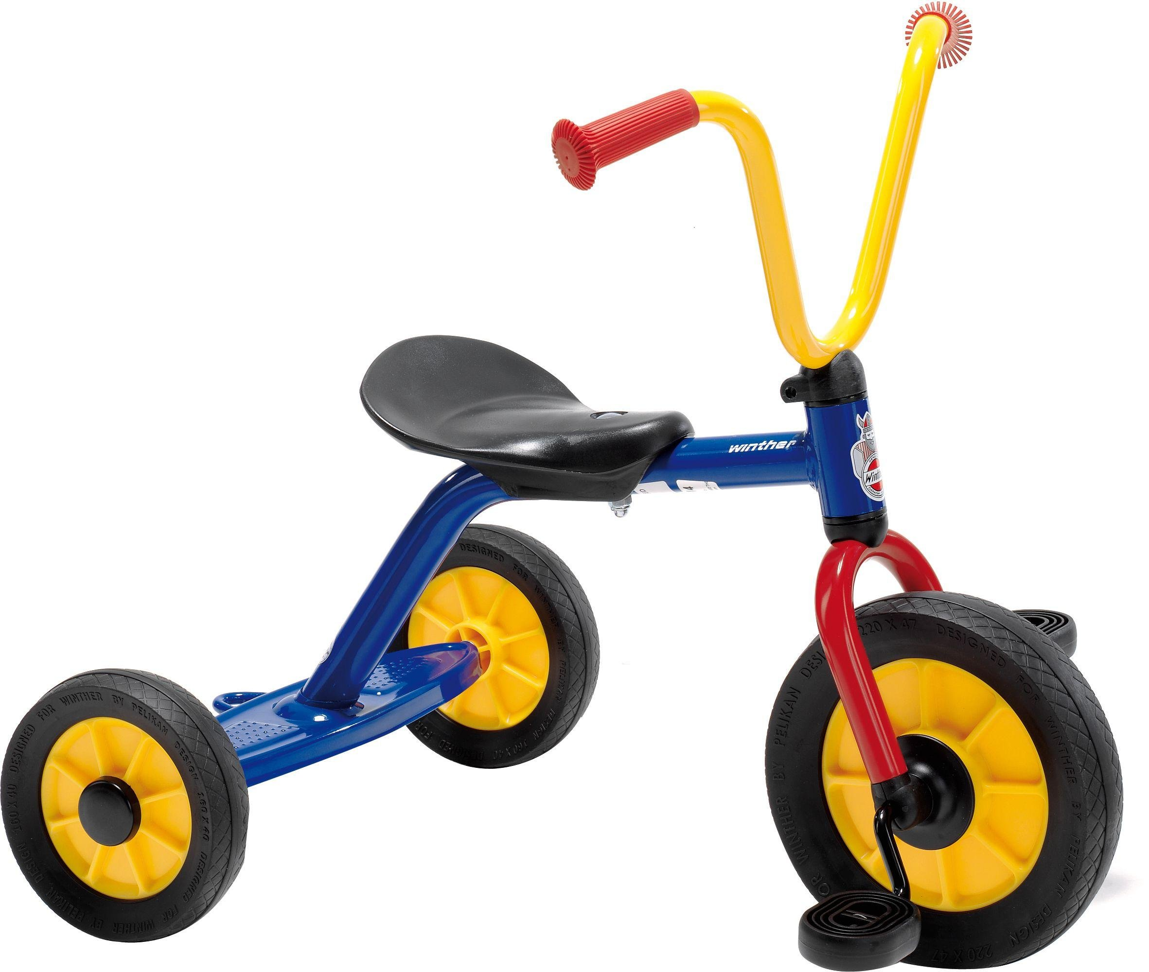 Winther Mini Viking Tricycle   Primary.
