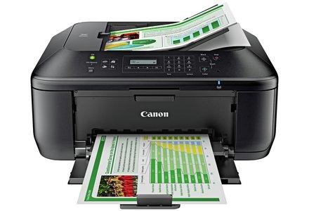 Canon Pixma MX475 Wi-Fi All-in-One Colour Printer