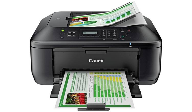 Canon PIXMA MX475 Wireless Inkjet Printer