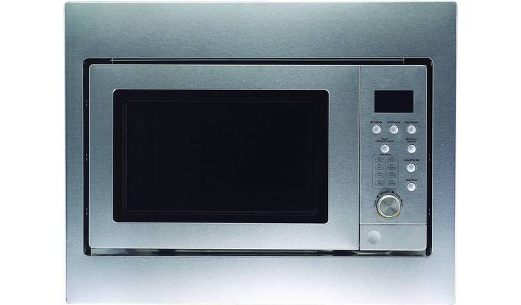 UIMW600 900W Built In Microwave - Stainless Steel
