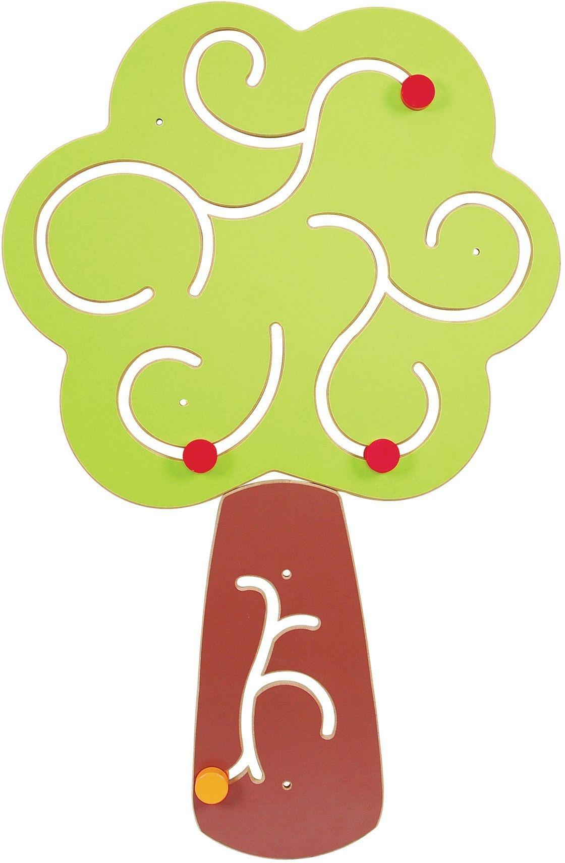 Image of Tree Play Sensory Panel.