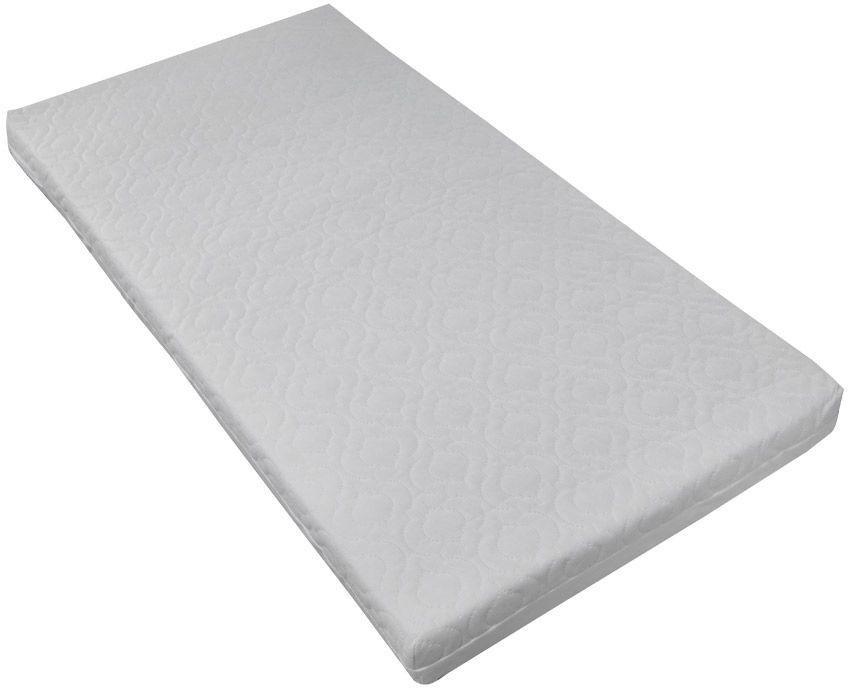 tutti bambini sprung cot mattress  60 x 120cm.