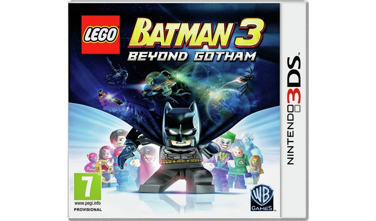 LEGO Batman 3 3DS Game