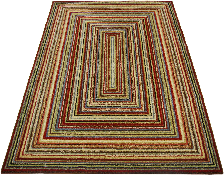 spirit harlequin rug 160x230cm multicoloured. Black Bedroom Furniture Sets. Home Design Ideas