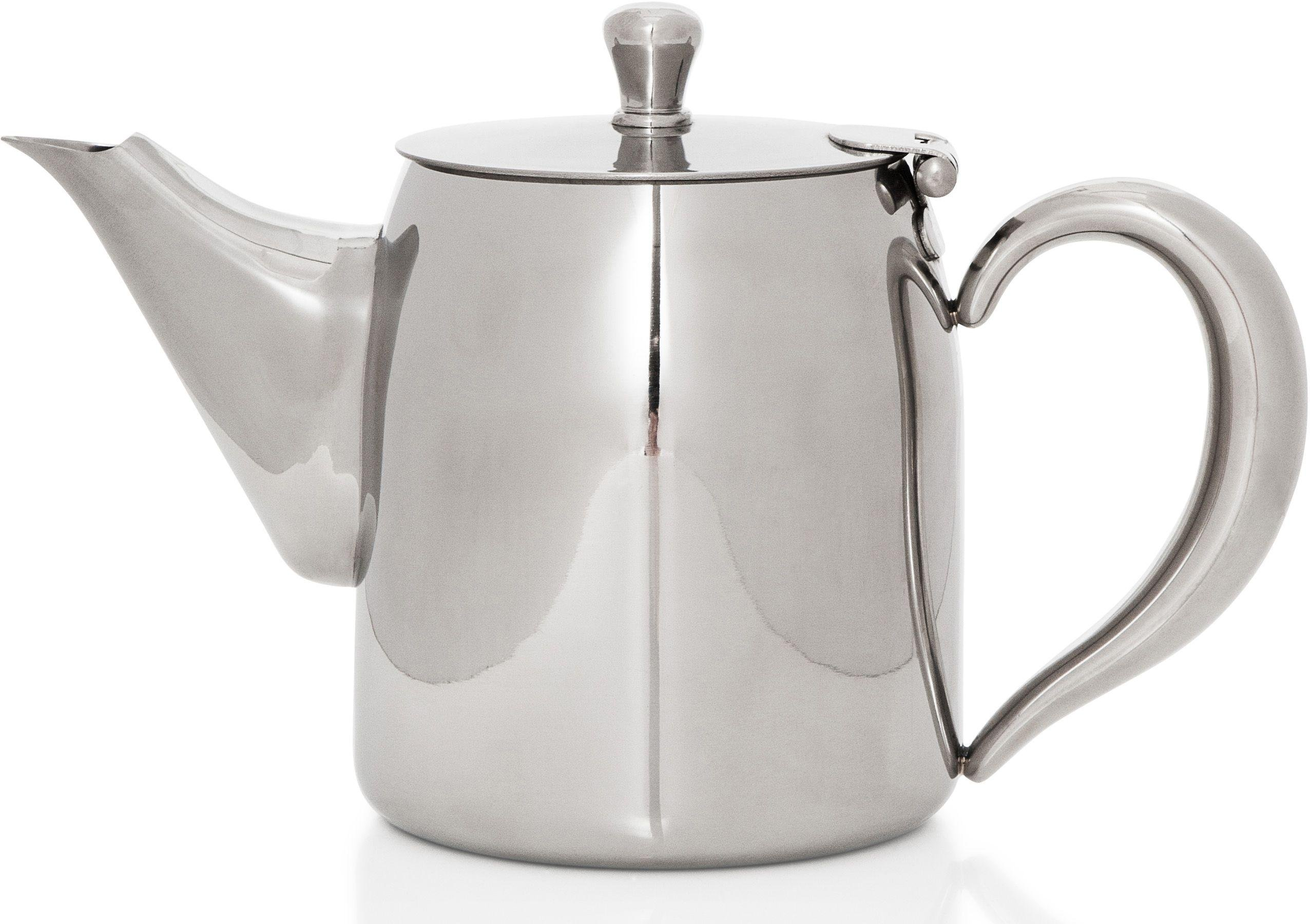Image of Sabichi Classic Stainless Steel Teapot 720ml.