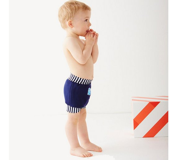 Buy Splash About Happy Nappy Small 0 4 Months Navy
