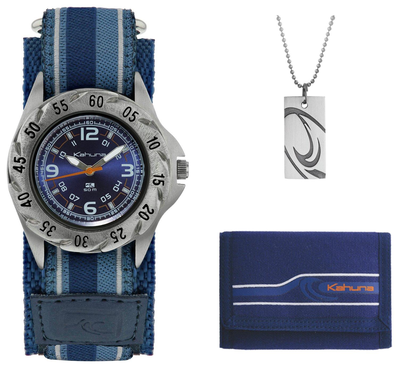 Kahuna Blue Wave Watch Set