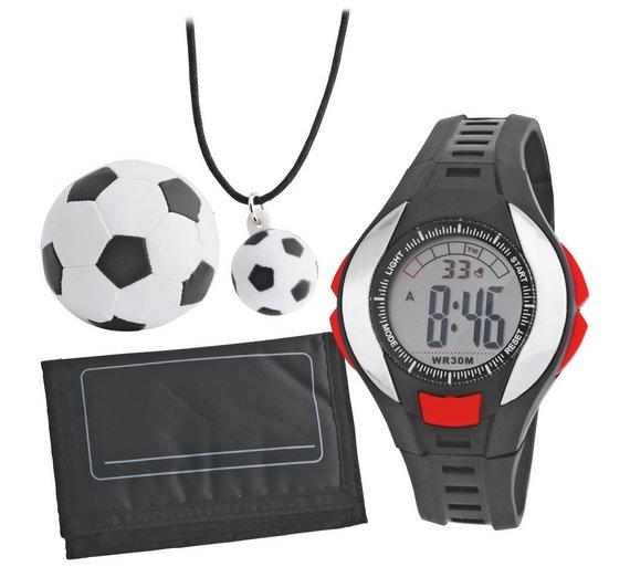 buy gola boys black digital watch set at argos co uk your gola boys black digital watch set283 8995