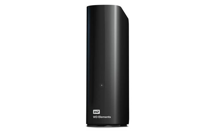 WD Elements 4TB Elements Hard Drive