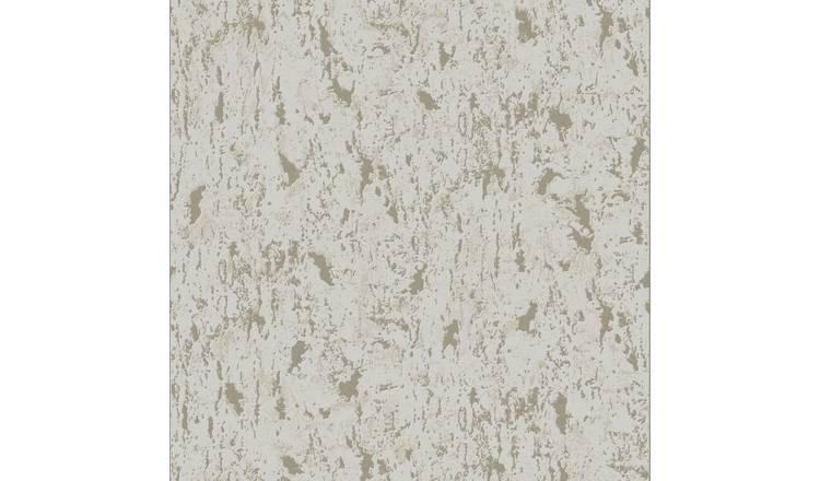 Buy Superfresco Milan Taupe Gold Textured Wallpaper Wallpaper Argos