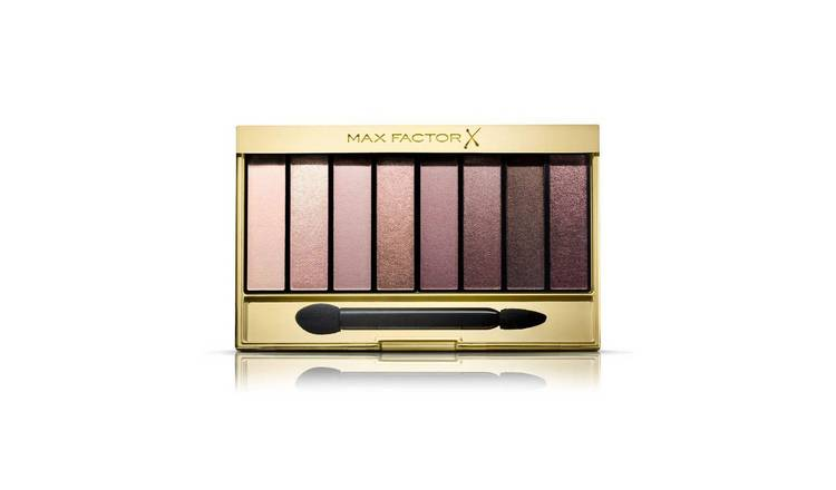 Max Factor Masterpiece Nude Palette, Contouring Eye Shadows