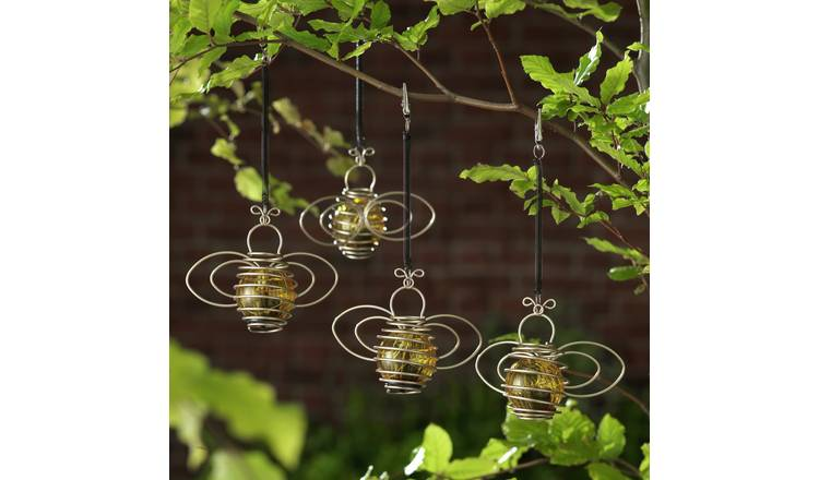 Habitat 4 Solar Decorative Bee Lights