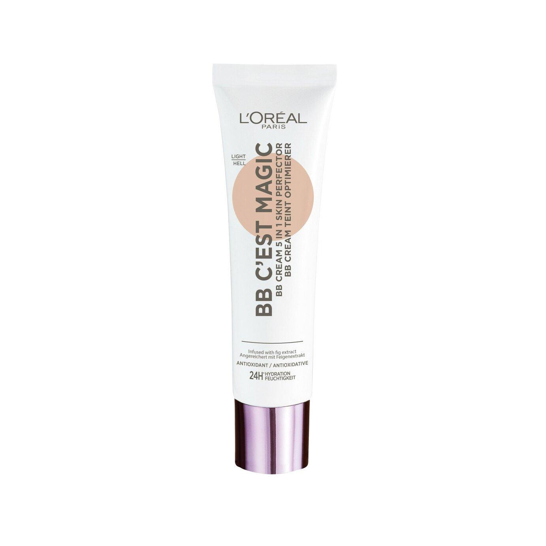 L'Oreal Paris C'est Magique BB Cream - Light 39g