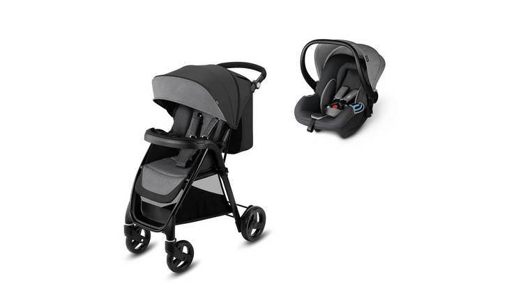 CBX Misu Travel System with Car Seat - Comft Grey