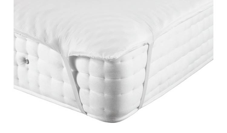 Argos Home Anti Allergy Memory Foam Mattress Topper - Single