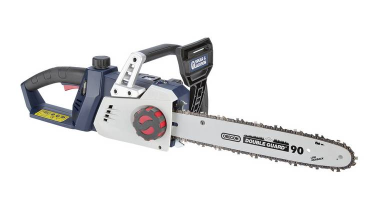Spear & Jackson S3635CC 35cm Cordless Chainsaw - 36V