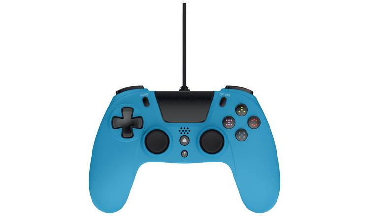 Gioteck VX-4 PS4 Wired Controller - Blue