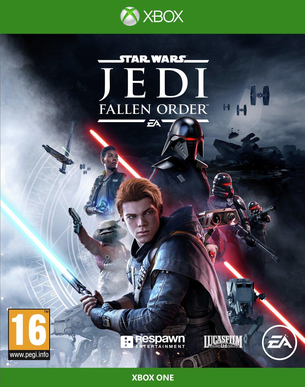 Star Wars Jedi: Fallen Order Xbox One Game