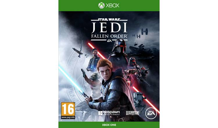 Buy Star Wars Jedi Fallen Order Xbox One Game Xbox One Games Argos