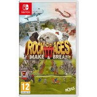 Rock of Ages 3: Make & Break Nintendo Switch Game Pre-Order