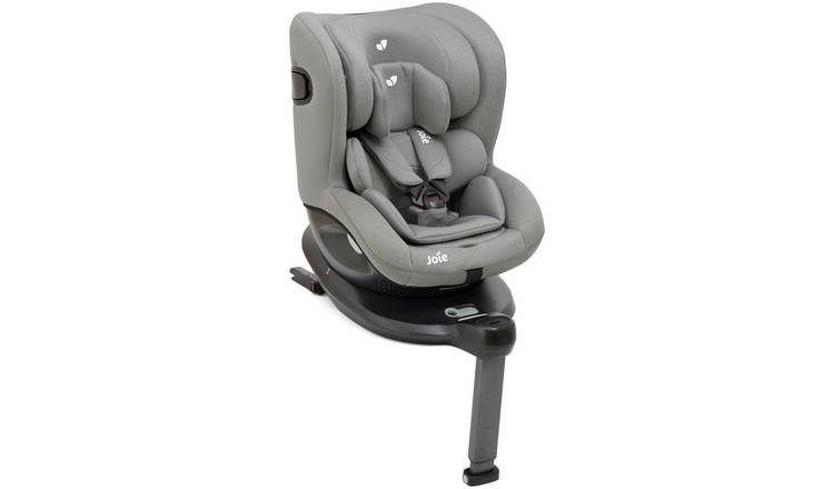 Joie i-Spin 360 Group 0+/1 Car Seat - Grey Flannel
