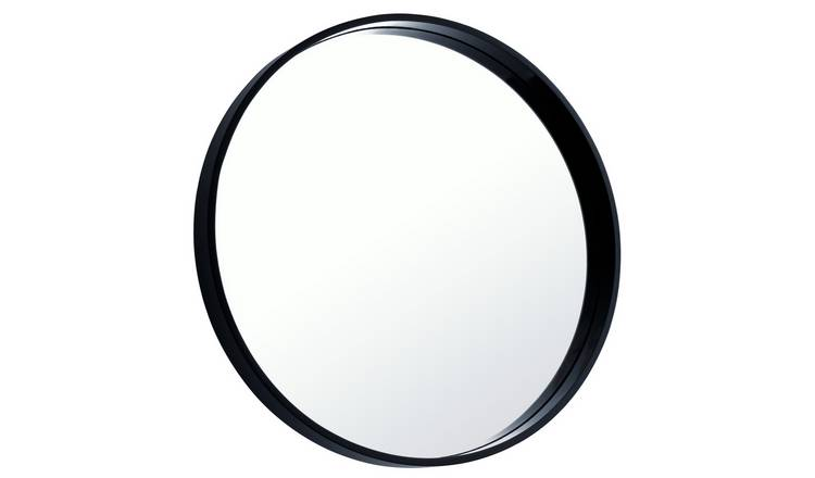 Habitat Aimee Wall Mirror - Black