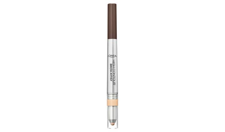 L'Oreal Paris High Contour Eyebrow Pencil  - Warm Brunette
